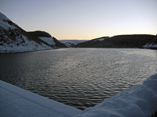 Caban Coch Resevoir